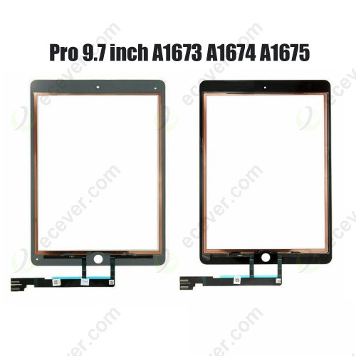 Digitizer Touch Screen Panel For iPad Pro 9.7 (2016 Version) A1673 A1674 A1675