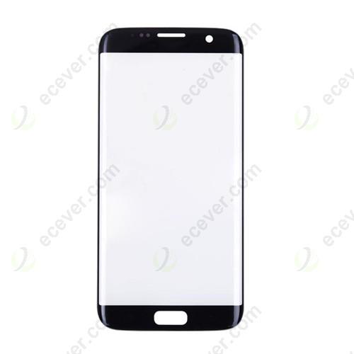 For Samsung Galaxy S7 Edge G935 G935F G935A G935V G935P G935T G935R4 G935W8 Front Glass Lens Black