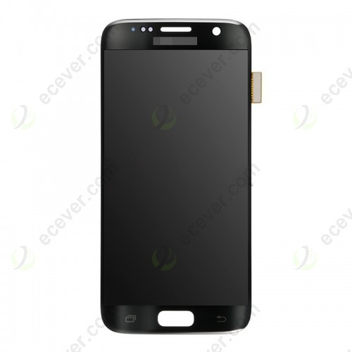 Black For Samsung Galaxy S7 G930/G930F/G930A/G930V/G930P/G930T/G930R4/G930W8 LCD Screen and Digitizer Assembly