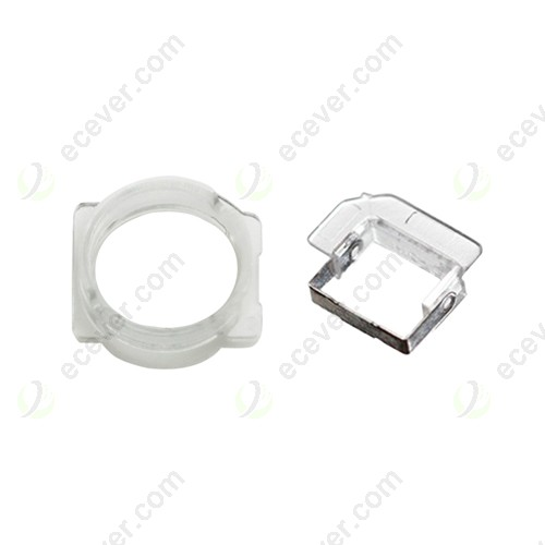 OEM Camera Plastic Cover and Sensor Bracket for iPhone 5S/SE and 5C