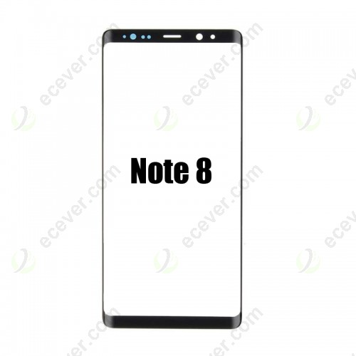 Outer Front Glass Lens for Samsung Galaxy Note 8 N950 N950F