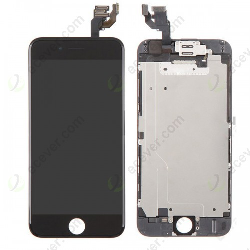 Full front LCD Screen Touch Panel Combo for iPhone 6 Black