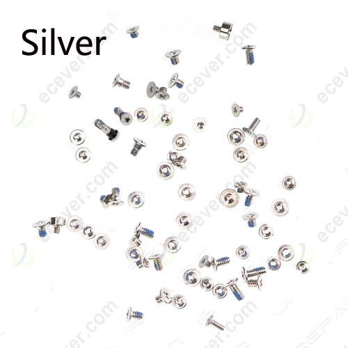 Full Screws for iPhone 7 Silver