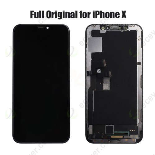 OEM Original iPhone X LCD OLED Screen Touch Display Panel Combo Assembly