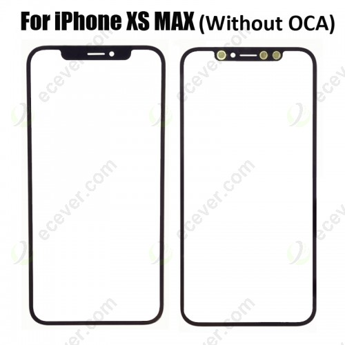 6.5 inch Front Glass Lens for iPhone XS MAX