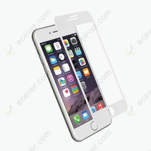 3D Curved Edge Coated Tempered Glass for iPhone 6 Plus