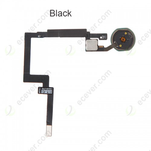 Home Button Assembly for iPad Mini 3 Black