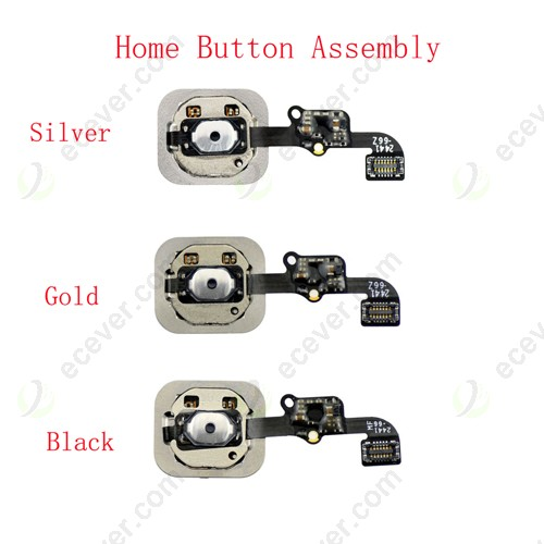 Home Button Assembly for iPhone 6 & 6 Plus