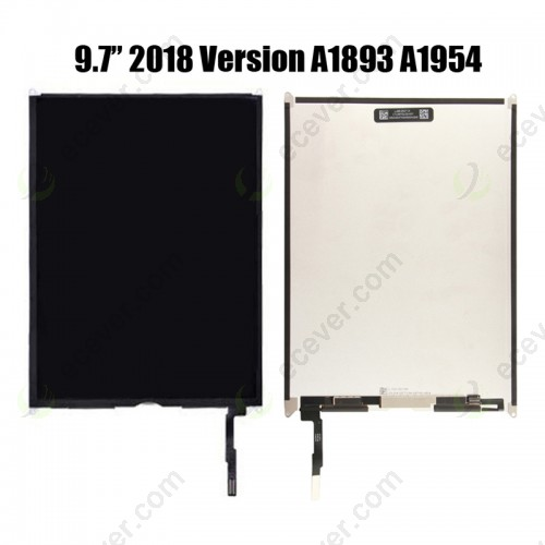 2018 Version A1893 A1954 LCD Screen Display For iPad 6 6th Gen