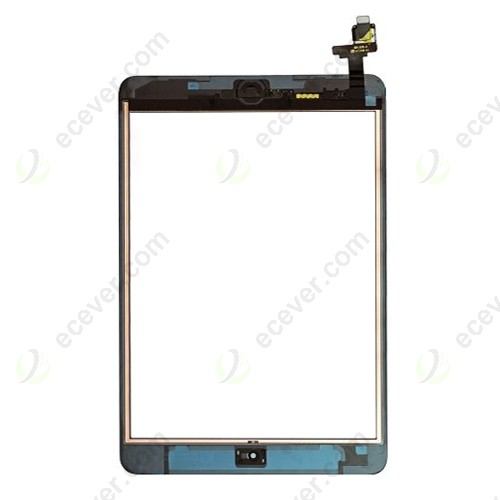 iPad Mini 2 Retina Touch Screen with IC Connector home button flex