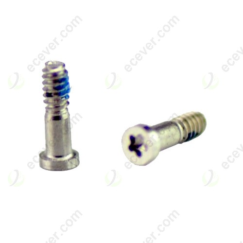 iPhone 5 Pentalobe Bottom Screws White