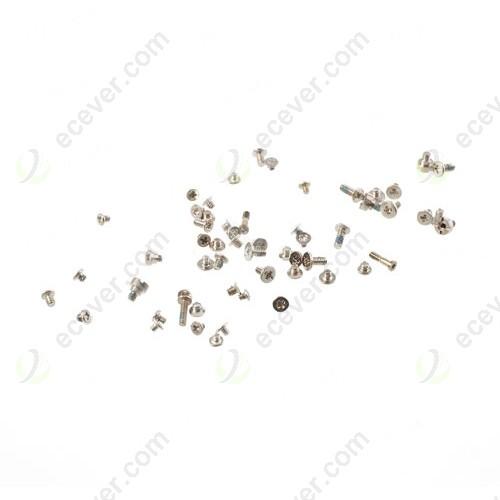 OEM iPhone 5S Full Set Screws Silver