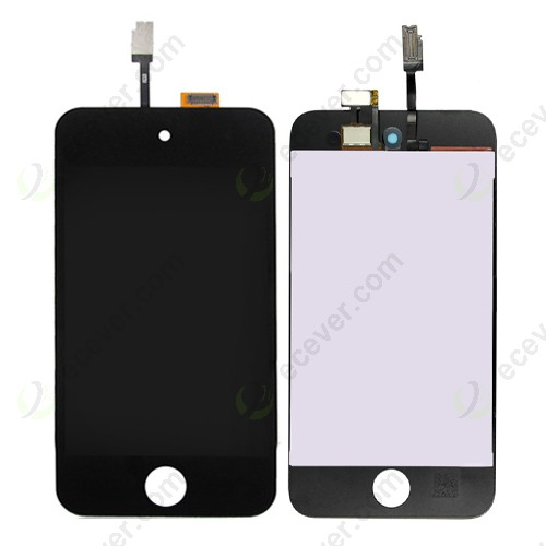 iPod touch 4th Gen LCD Screen Touch Digitizer Assembly Black