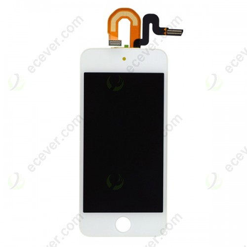 iPod Touch 5th LCD Display Touch Screen Assembly White OEM