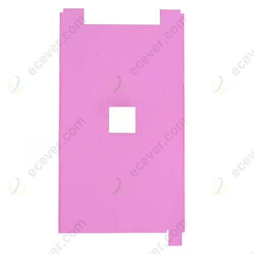 Pink LCD Screen Back Protector for iPhone 5 5C 5S SE