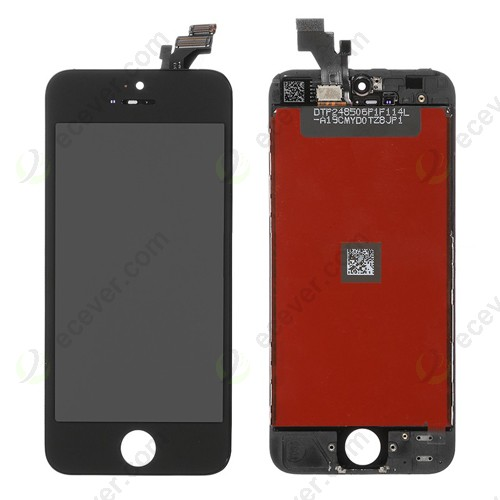 LCD Screen Digitizer Assembly for iPhone 5 Black