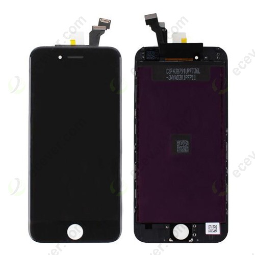 TM LCD Screen Touch Digitizer Assembly for iPhone 6 Black