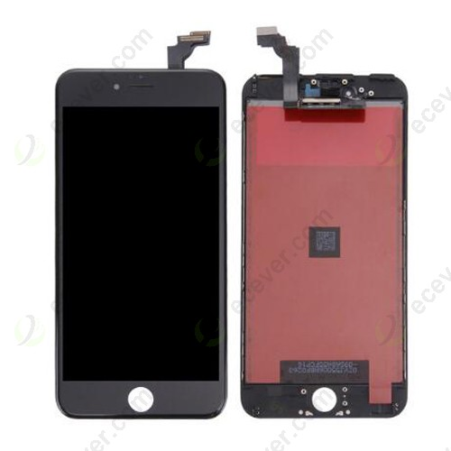 TM LCD Screen Touch Digitizer Assembly for iPhone 6 Plus 5.5 inch Black