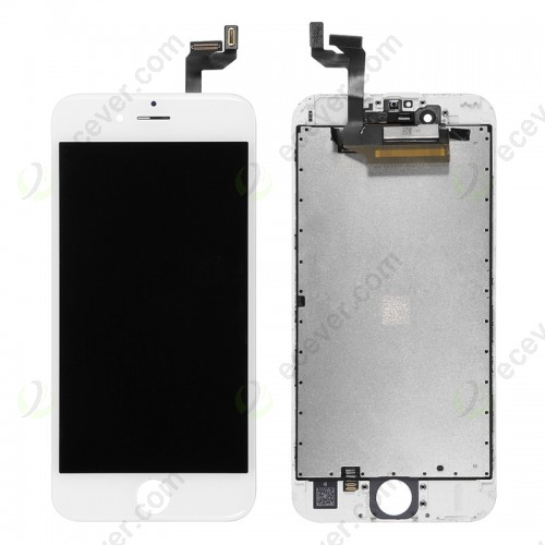 LCD Screen Touch Digitizer Assembly White for iPhone 6S
