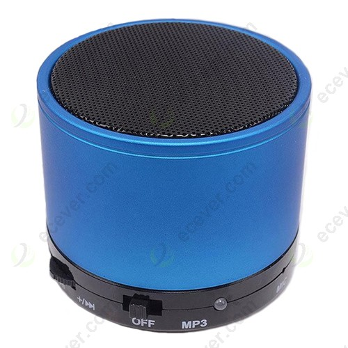 Metal Bluetooth Mini Speaker for iPhone Samsung Cell Phone