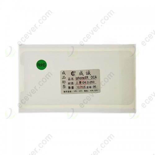 250um Thickness OCA Foil Glue for iPhone XR