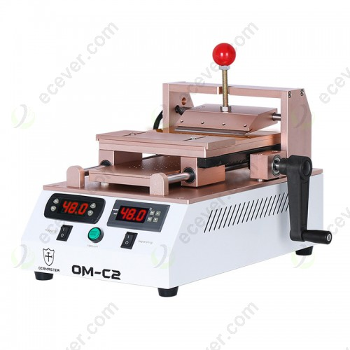 OCAMASTER OC C2 LCD Polarizer remove + LCD Glass Separating Machine (built in big Vaccum Pump)