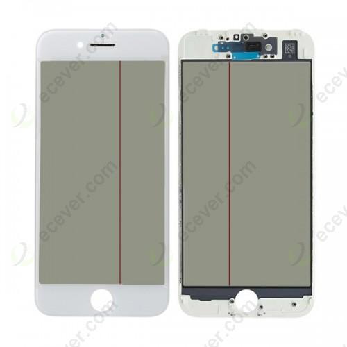 OEM 4 IN 1 iPhone 7 Glass Frame OCA Polarizer refurbishing LCD