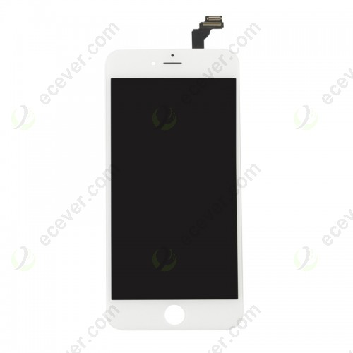 OEM for iPhone 6 Plus LCD Screen Touch Glass Digitizer Assembly White 5.5 inch