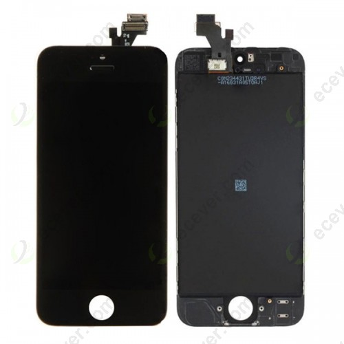 OEM iPhone 5 LCD Screen Digitizer Combo Replacement Black