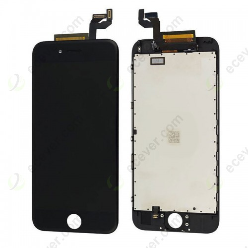 OEM Original iPhone 6S LCD Screen Black with Digitizer Touch Panel