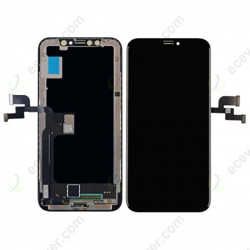 GX GXS JK Soft flexible OLED Display screen for iPhone XS