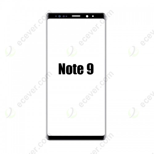 OEM Original Samsung Galaxy Note 9 Note 9 N960 N960F Front Glass Replacement
