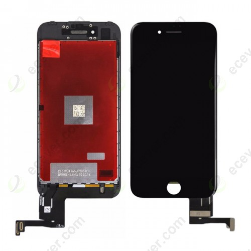 Original Black iPhone 7 LCD Screen Digitizer Touch Panel Replacement