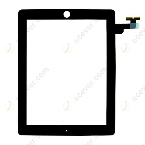 iPad 2 Touch Screen Black