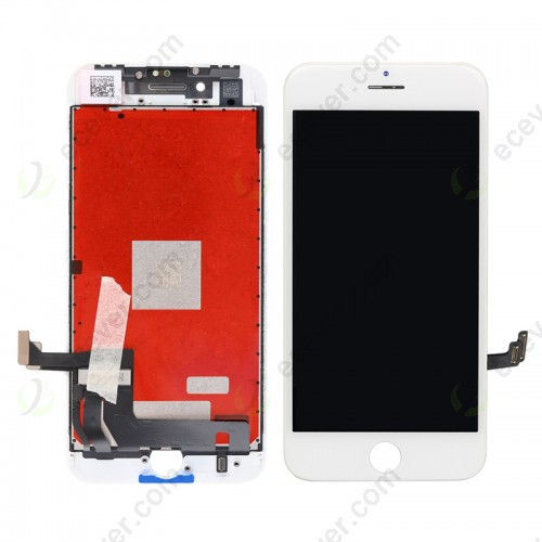 original iPhone 7 LCD Panel Digitizer Glass Screen Replacement White