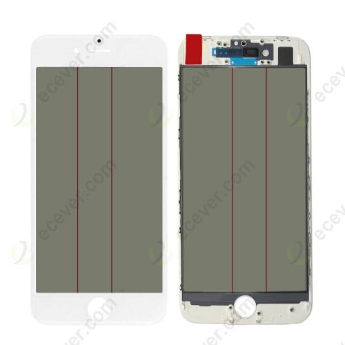 Original iPhone 8 4 in 1 Glass OCA Foil Polarizing Film Cold Press