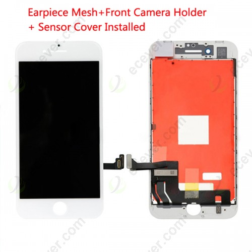 Original LCD Screen Digitizer Assembly for iPhone 8 White