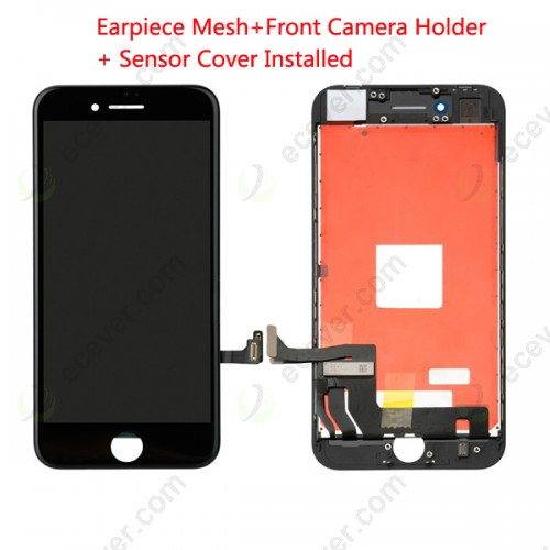 LCD Screen Digitizer Assembly for iPhone 8 Black
