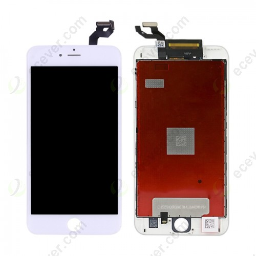 Original OEM iPhone 6S Plus LCD Display Touch Digitizer Glass Assembly White