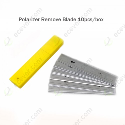 10PCS/BOX Blade for OCA Polarizer Remove