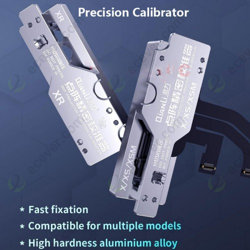 Qianli Dot Projector Precision Calibrator for X XS MAX XR 11 11 Pro Max Face ID Cable Precise Positioning Holder