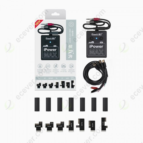 Qianli iPower Max One key Boot Cable power supply