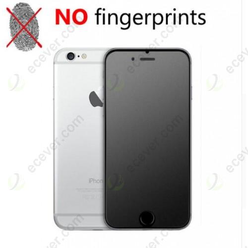 Anti-Fingerprints Matte Tempered Glass for iPhone 7