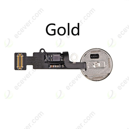 Gold for iPhone 7 Home Flex Cable Assembly