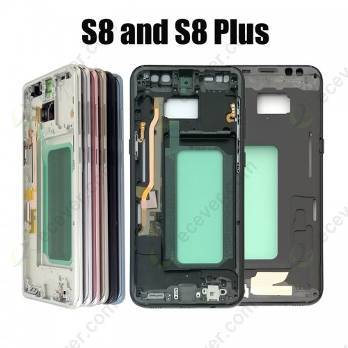 OEM Front Frame Housing for Samsung Galaxy S8 S8 Plus OLED