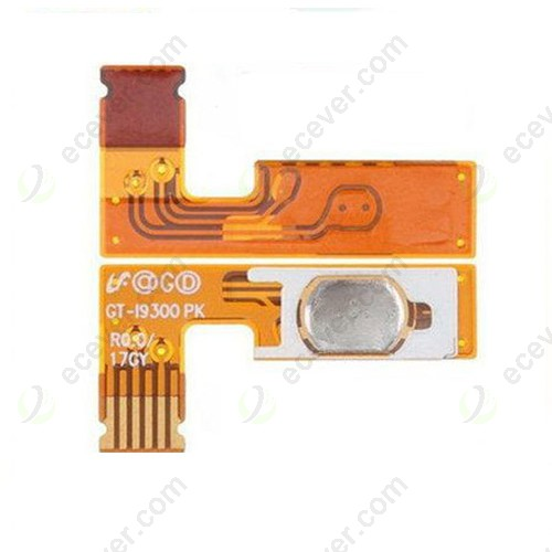 OEM For Samsung Galaxy S3 i9300 Power on off Flex Cable Ribbon