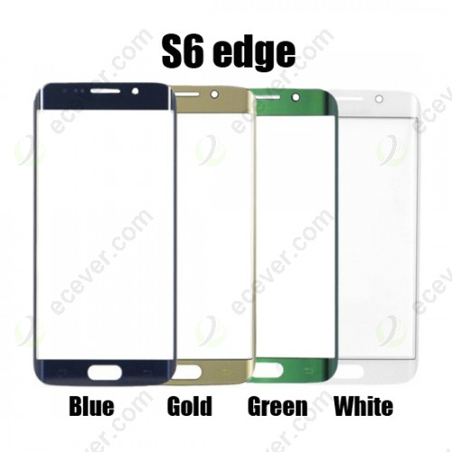 Samsung Galaxy S6 Edge Front Glass Lens replacement