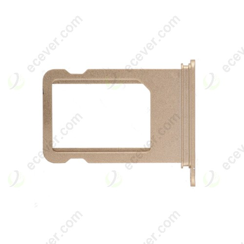SIM Card Tray for iPhone 7 Gold