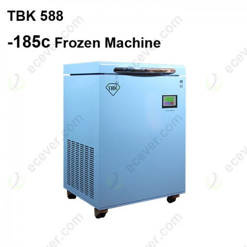 TBK 588 -185C LCD Touch Screen Freezing Separating Machine Frozen Separator for iPhone for Samsung edge