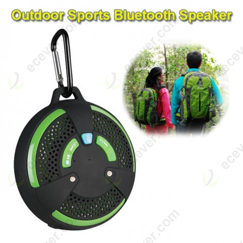 Waterproof Outdoor Sports Bluetooth Speaker for iPhone Samsung Sony LG